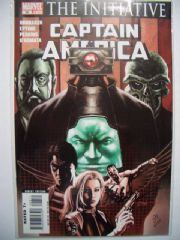 Captain America #26 Dynamic Forces DF Signed Ed Brubaker COA Ltd 200